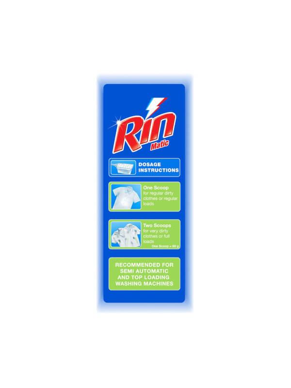 Rin Matic Washing Machine Powder 1 kg