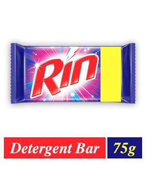 Rin Detergent Bar 75 gm