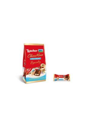 Loacker Minis Rasberry 111gm