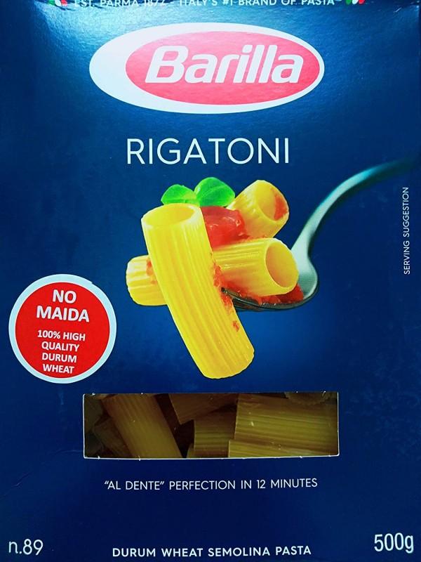 Barilla Rigatoni 500gm