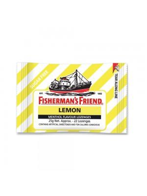 Fishermans Friend Lemon Lozenges 25gm