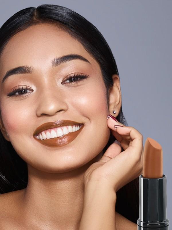 Auric Moisturelock Lipstick Brown Derby
