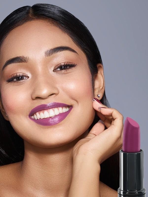 Auric Moisturelock Lipstick Spiced Blackberry