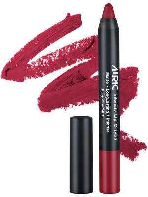 Auric Intensiv Lip Crayon Ruby Wine
