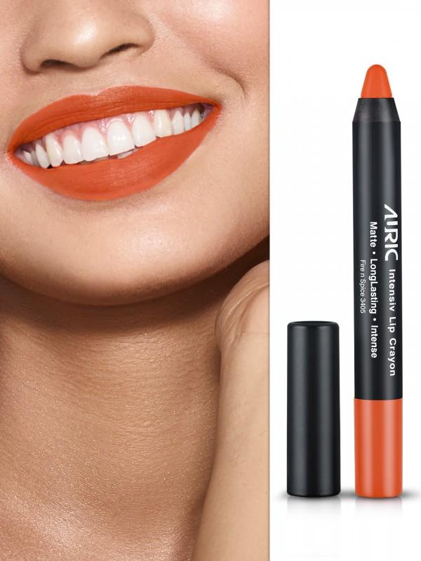 Auric Intensiv Lip Crayon Fire N Spice Lipstick