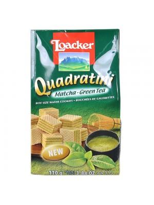 Loacker Matcha Green Tea 110gm