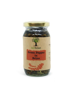 Last Forest Green Pepper in Brine 200g