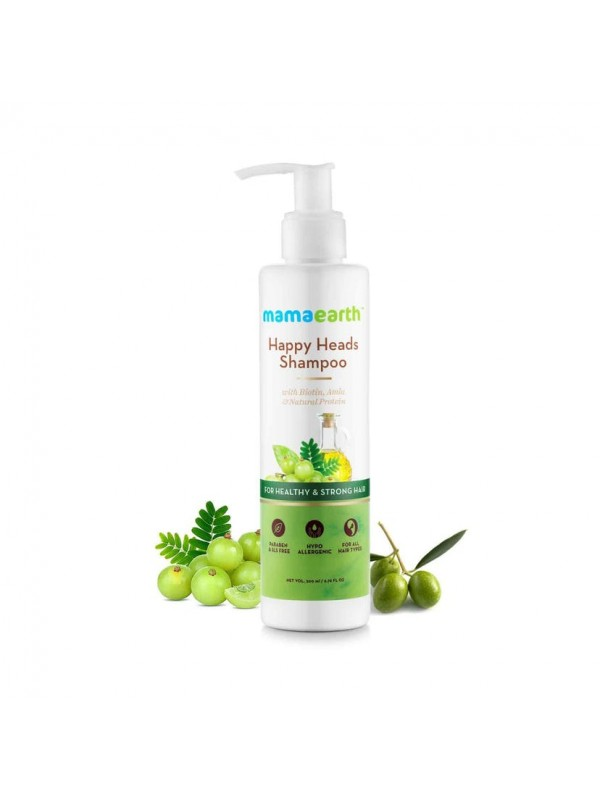 Mamaearth Anti Hair Fall Kit For Complete Hair Care