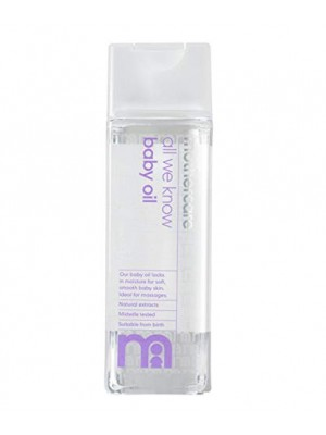 Mothercare Baby Body Oil - 300 ml