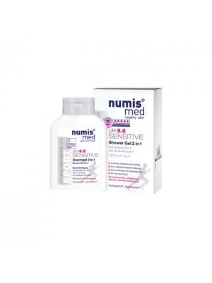 Numis Med Sports Shower Gel 2 In1 - 200 ml