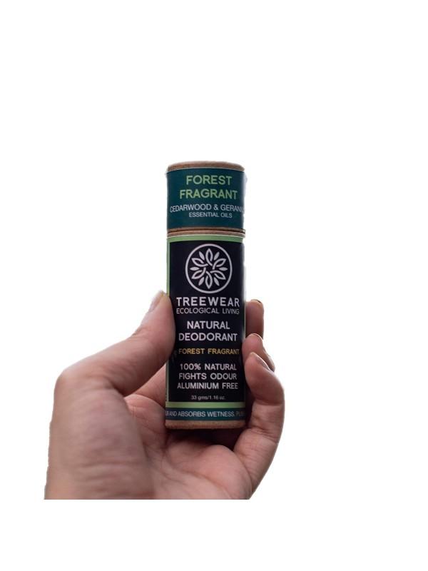 TreeWear Natural Deodorant - Forest 30g