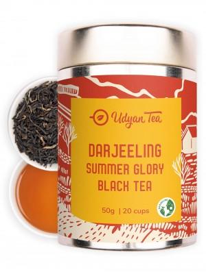 Udyan Tea Darjeeling Summer Black Tea 50 g