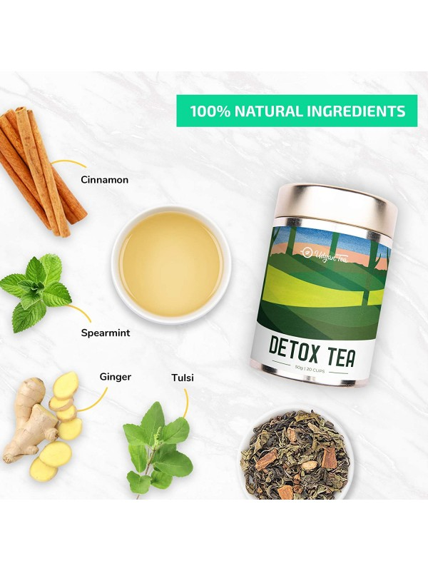 Udyan Tea Detox Tea 50 g