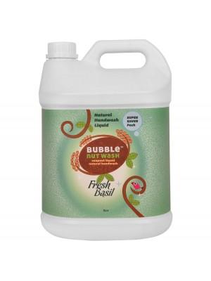 Bubblenut Hand Wash (5 Litres)