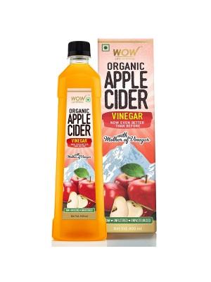 Wow Raw Apple Cider Vinegar 400 ml