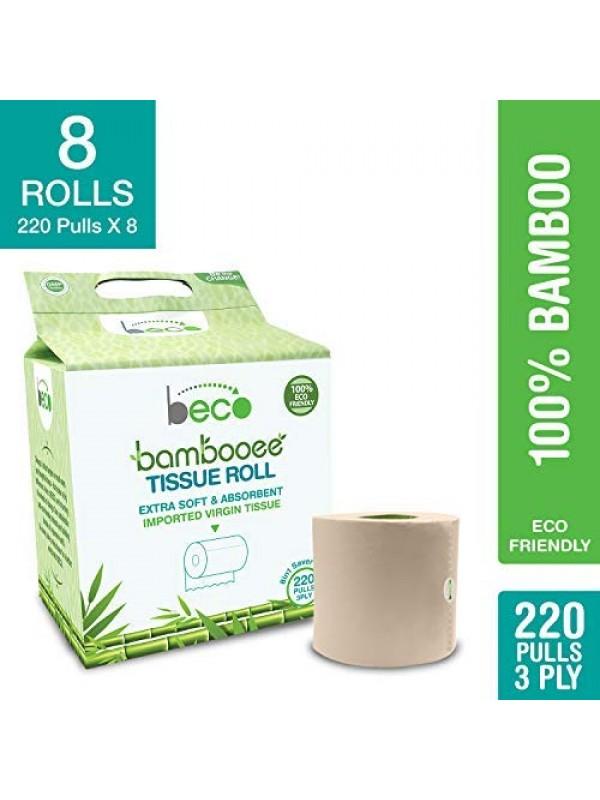 Beco Toilet Roll 100 g - 8 Rolls