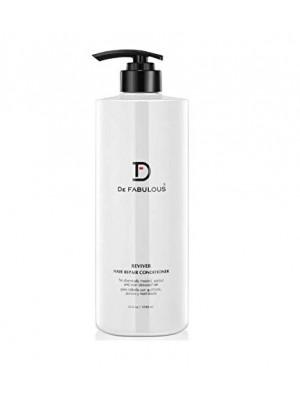 De Fabulous Reviver Hair Repair Conditioner Sulfate Free (33.8 Fl Oz) 1000 ml