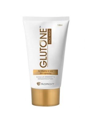 Glutone Facewash (Implroves skin complexion, elasticity and skin tone) 100 ml