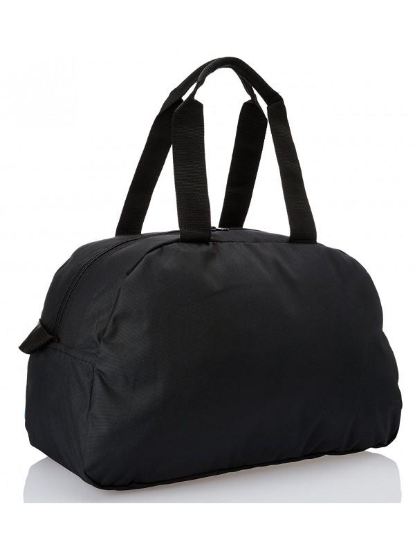 Puma Black and Red Polyester Messenger Bag