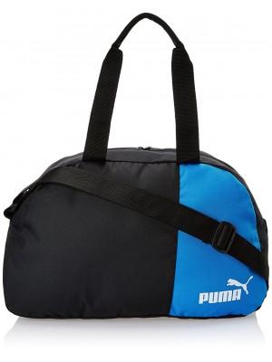 Puma Black and Team Power Blue Polyester