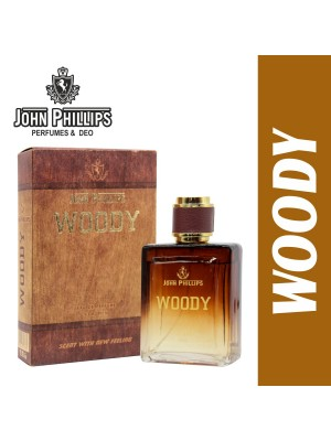 John Phillips Woody Mens Perfume 100 ml