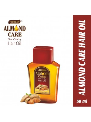 Pioneer Almond Care Hair Oil 50 ml
