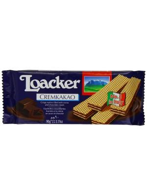 Loacker Creamkakao 90gm