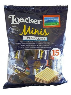 Loacker Minis Assorted 150gm