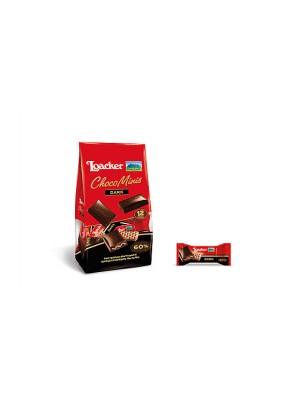 Loacker Choco Mini Classic Dark 102gm
