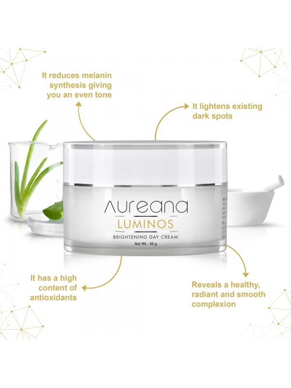 Aureana Luminos Brightening Day Cream 50 g