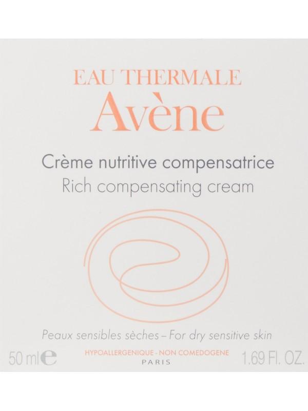 Avene Rich Compensating Cream - 50 ml