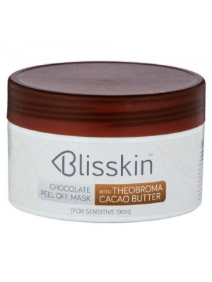 Blisskin Chocolate Peel Off Mask 100Gm