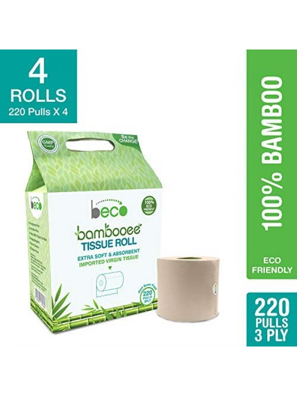 Beco Toilet Roll 100 g - 4 Rolls