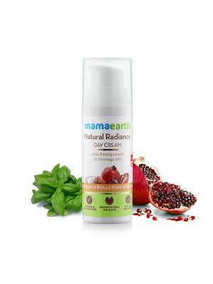 Mamaearth Natural Radiance Day Cream 50 ml