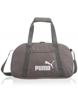 Puma Phase Sports Bag- Castlerock, Grey