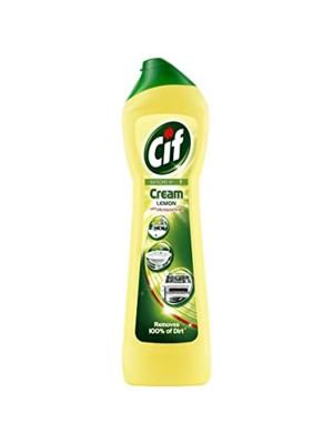 Cif Pro Cream Cleaner Lemon 500 ml