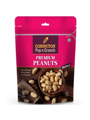 Cornitos Roasted Peanut - Salted 150 gm