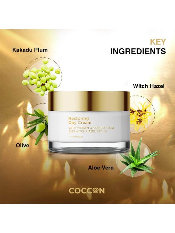 Coccoon Restoring Day Cream 50 gm