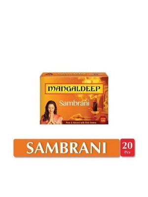 Mangaldeep Sambrani Agarbatti - 20 Sticks