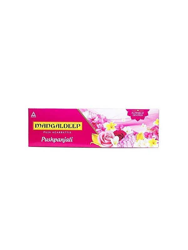 Mangaldeep Pushpanjali-Devotional Flower 80 sticks