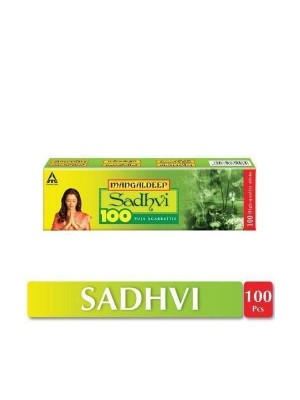 Mangaldeep Sadhvi Agarbatti 100 Sticks