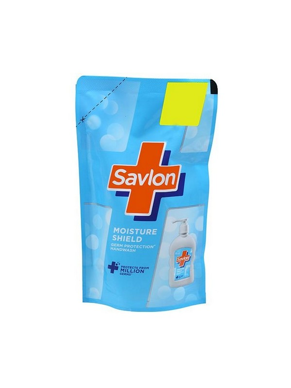 Savlon Moisture Shield Hand Wash Pouch 175 ml (Buy 2 Get 1 Free )