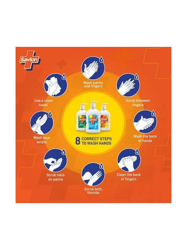 Savlon Moisture Shield Handwash - 200 ml