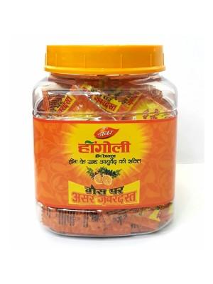 Dabur Hingoli Gas Par Asar Zabardast - 120 Tablets (Jar)