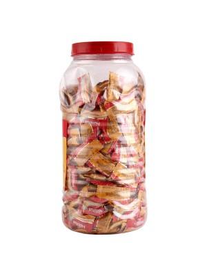 Dabur Honitus Cough Drops Lozenges (Ginger + Lemon + Tulsi) - Jar with 500 counts