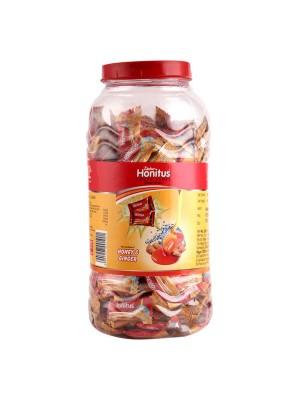 Dabur Honitus Cough Drops Lozenges - Ginger (Jar) 100 counts
