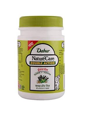 Dabur Nature Care Double Action Isabgol 100gm