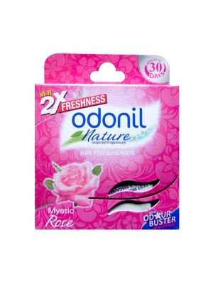Dabur Odonil Toilet Air Freshener- 35g (Rose)