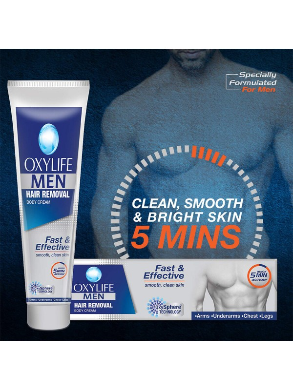 Dabur Oxylife Men Hair Removal Cream 40g