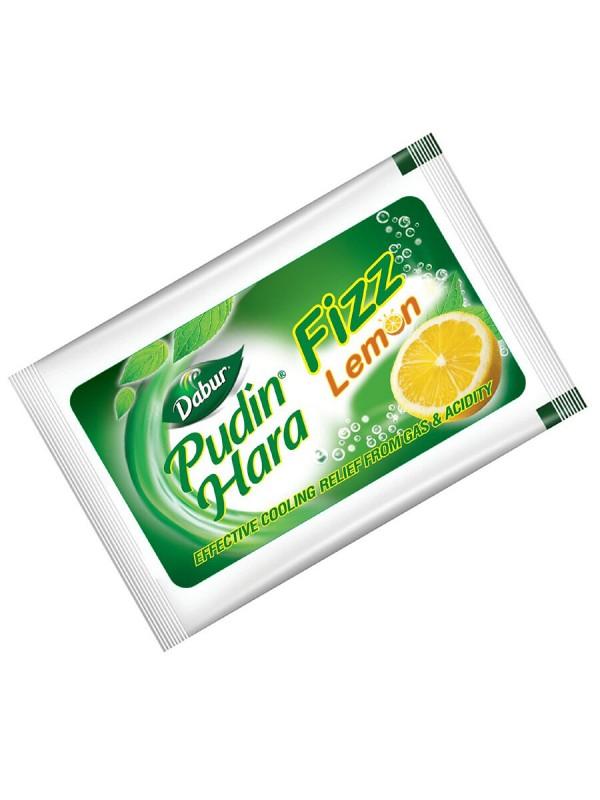 Dabur Pudin Hara Lemon Fizz 5g x 6 Sachets